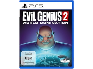 Sold Out Software Evil Genius 2 (PS5) -