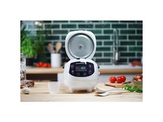 Reishunger Mini Reiskocher 0,6l weiß (542-MDRK) -