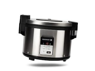 Reishunger Gastronomie Reiskocher 5,8l silber (285-001-58) -