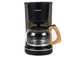Progress EK3757PBLK-VDE Scandi Kaffeemaschine schwarz -