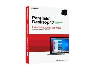 Parallels Desktop 17 für Mac [Education Edition] [1 Jahr] [Download] -