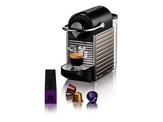 Krups Nespresso Pixie titan (YY4127FD) -