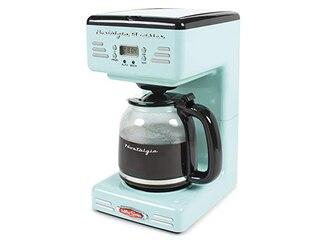 Nostalgia Electrics RCOF12AQ Kaffeemaschine im Retro-Stil -