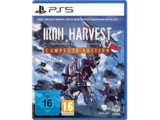 Koch Media Iron Harvest - Complete Edition (PS5) -
