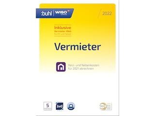 Buhl Data Service WISO Vermieter 2022 (PC, Win) -