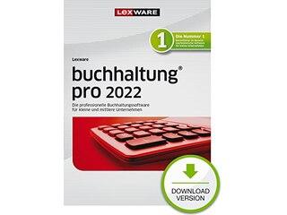 Lexware buchhaltung pro 2022 (PC, Win) -