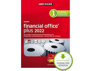 Lexware financial office plus 2022 - 365 Tage (PC, Win) -