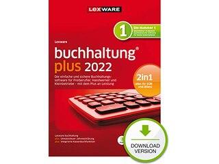 Lexware buchhaltung plus 2022 - 365 Tage (PC, Win) -