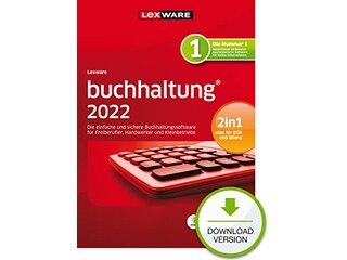 Lexware buchhaltung 2022 - 365 Tage (PC, Win) -
