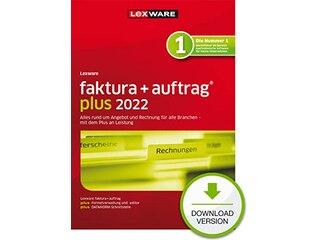 Lexware faktura+auftrag plus 2022 - 365 Tage (PC, Win) -