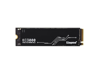 Kingston KC3000 2048 GB, SSD schwarz, PCIe 4.0 x4, NVMe, M.2 2280 (SKC3000D/2048G) -