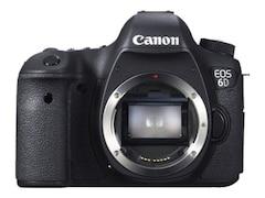Canon EOS 6D Body schwarz