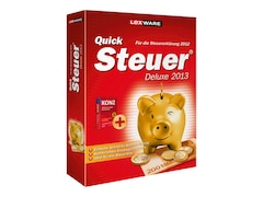 Lexware QuickSteuer Deluxe 2013