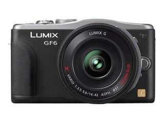 Panasonic Lumix DMC-GF6 -