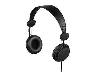 Hama Joy On-Ear Kopfhörer Schwarz -