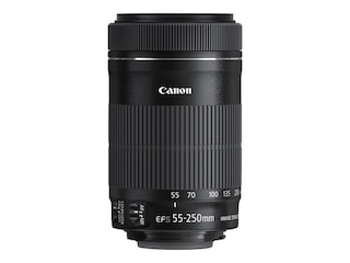 Canon 55-250mm f/4-5.6 EF-S IS STM (8546B005) -