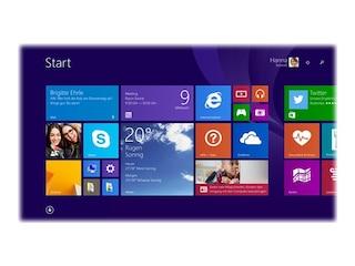 Microsoft Windows 8.1 64bit -