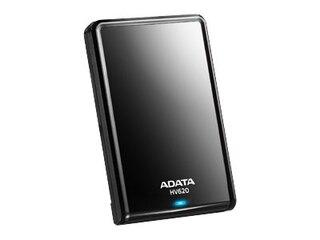 A-Data DashDrive HV620 2TB (AHV620-2TU3-CBK) Schwarz -