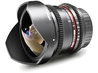 Walimex 8mm f/3.8 Fish-Eye II VDSLR für Pentax Q (19641) -