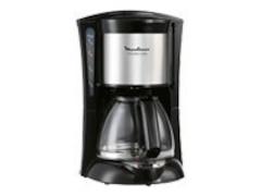 Moulinex FG 1105 Subito Kaffeemaschine schwarz/Edelstahl