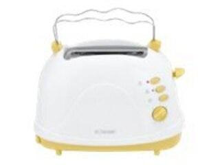 Bomann TA 240 CB Toaster weiß -