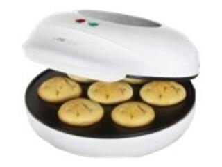Clatronic MM 3336 Muffinmaker weiß -
