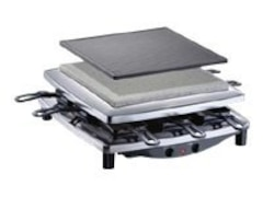Steba RC 3 Plus Raclette chrome
