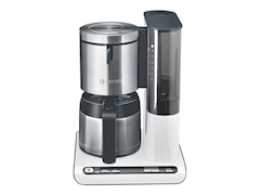 Bosch TKA8651 Styline Kaffeemaschine weiß