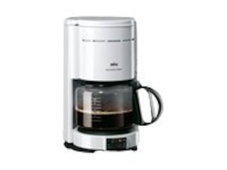 Braun KF 47 Aromaster plus Kaffeemaschine schwarz -