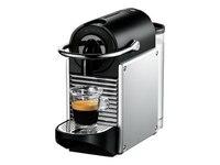 DeLonghi EN 125 S Nespresso Pixie Electric Aluminium