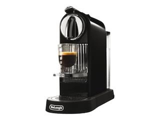 DeLonghi EN 166.B Nespresso Citiz -