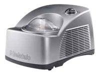 DeLonghi ICK 6000 Eismaschine silber