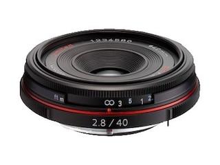 Pentax 40mm f/2.8 HD DA Limited (21400) -