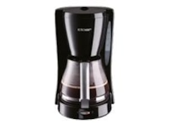 Cloer 5020 Kaffeemschine schwarz