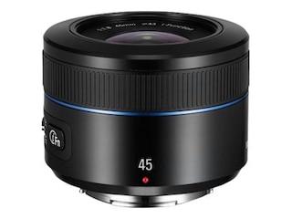 Samsung 45mm f/1.8 NX i-Function (EX-S45ANB) -
