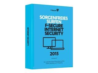 F-Secure Internet Security 2014 (1 User) -