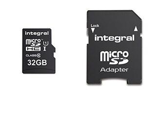 Integral SDHC UltimaPro Class 10 32GB (INSDH32G10-95/90U1) -
