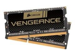 Corsair 8GB (2x4GB) Corsair Vengeance DDR3-1600 CL9 (9-9-9-24) SO-DIMM RAM - Kit