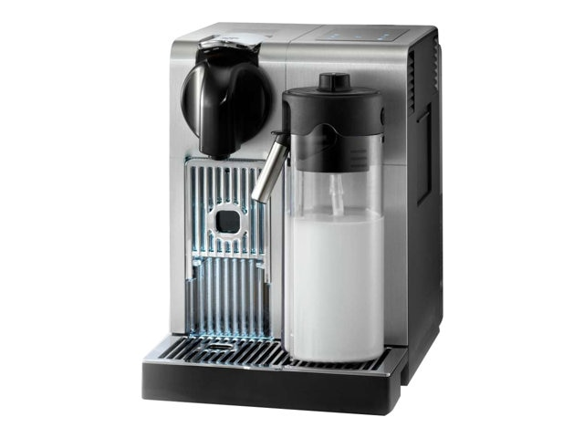 DeLonghi EN 750.MB Nespresso Lattissima pro silber/schwarz