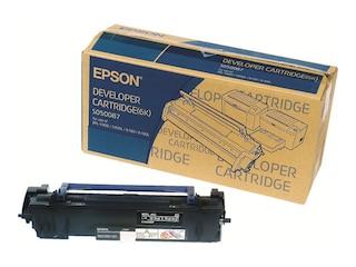 Epson Original Toner schwarz 6.000 Seiten (C13S050087) -