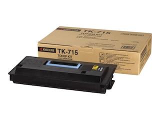 Kyocera-Mita Original TK715 Toner schwarz 34.000 Seiten (1T02GR0EU0) -
