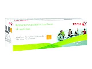 Xerox Original Toner CE402A gelb -