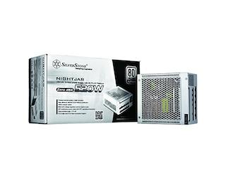 SilverStone Nightjar SST-NJ520+520Watt 8SST-NJ520) -