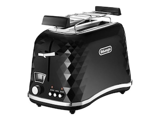 DeLonghi CTJ 2103.BK Toaster - Schwarz -