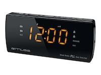 Muse M-185CR  Uhrenradio PLL DUAL-Alarm