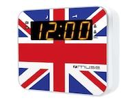 Muse M-165UK  Uhrenradio PLL UKW/MW Dualalarm