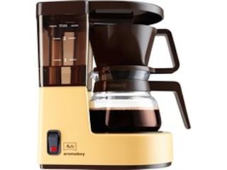 Melitta Aromaboy Kaffeemaschine beige/braun (1015-03) -