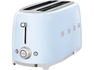 Smeg TSF02PBEU 4-Scheiben-Toaster pastellblau -