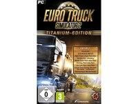 New Planet Group Distribution GmbH Euro Truck Simulator 2 (Titanium-Edition) (PC)