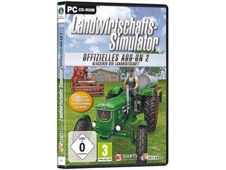 New Planet Group Distribution GmbH Landwirtschafts-Simulator Offizielles Add-On 2: Klassiker der Landwirt (PC) -